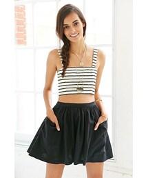 Urban Outfitters「Ecote Debbie Pocket Mini Skirt(Skirt)」