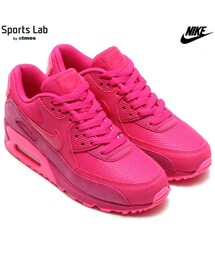 NIKE(ナイキ)の「NIKE WMNS AIR MAX 90 PRM FIREBERRY/PINK POW-FREBRY/ROSEPW(その他)」