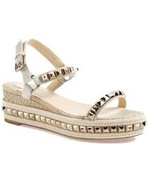 Christian Louboutin「Christian Louboutin 'Cataclou' Espadrille Platform Sandal(Other Shoes)」