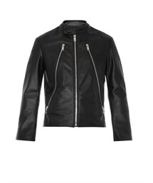Maison Martin Margiela「Maison Martin Margiela Zip-feature leather jacket(Riders jacket)」