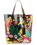 Marni | Marni Floral-Print PVC Shopping Bag, Multi(Tote)