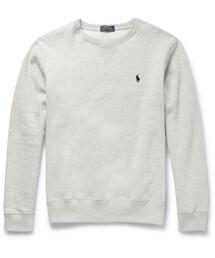 Polo Ralph Lauren「Polo Ralph Lauren Cotton-Blend Jersey Sweatshirt(Sweatshirt)」