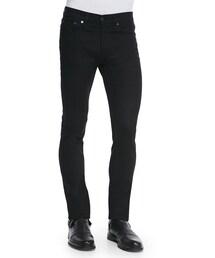 Acne Studios「Acne Studios Ace Skinny Pants, Black(Pants)」