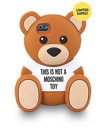 Moschino(モスキーノ)の「Moschino Teddy Bear iPhone 5 Case(生活家電/PCグッズ)」