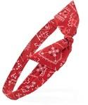 Forever 21 | FOREVER 21 Bandana Print Bow Headwrap()