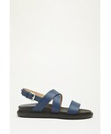 Forever 21「FOREVER 21 Textured Faux Leather Sandals(Sandals)」