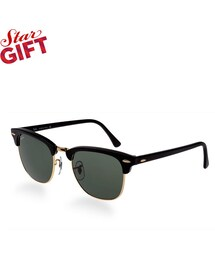 Ray-Ban「Ray-Ban Sunglasses, RB3016 49 Clubmaster(Sunglasses)」