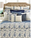 Lauren Ralph Lauren(ローレン ラルフローレン)の「CLOSEOUT! Lauren Ralph Lauren Home Bluff Point California King Bedskirt(ベッドリネン)」