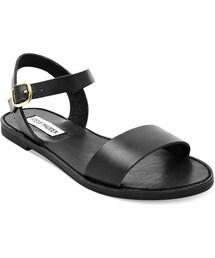 Steve Madden「Steve Madden Donddi Flat Sandals(Sandals)」