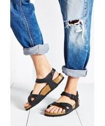 Birkenstock「Birkenstock Rio Quarter Strap Sandal(Sandals)」