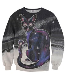 Mr. GUGU & Miss GO「Galactic Cat sweater(Others)」