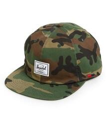 Herschel「Herschel Supply Co. 'Albert - Camo' Cotton Baseball Cap(Hats)」