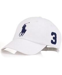 Polo Ralph Lauren「Polo Ralph Lauren Classic Chino Sports Cap(Hats)」