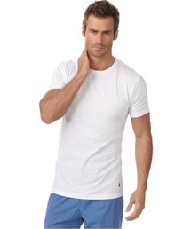 Polo Ralph Lauren「Polo Ralph Lauren Men's Underwear, Slim Fit Classic Cotton Crews 3 Pack(Other underwears)」