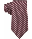 DKNY「DKNY Sleek Stripe Slim Tie(Tie)」
