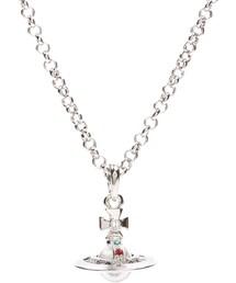 Vivienne Westwood「Vivienne Westwood Silver Tiny Orb Pendant Necklace(Necklace)」