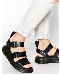 Dr. Martens「Dr Martens Shore Gladiator Reinvented Gryphon Strap Sandals(Sandals)」