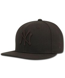 New Era「New Era Kids' New York Yankees MLB Black on Black Fashion 59FIFTY Cap(Others)」