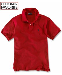 Ralph Lauren「Ralph Lauren Little Boys' Pique Polo(Polo)」