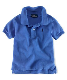 Polo Ralph Lauren「Polo Ralph Lauren Baby Boy Pique Short Sleeve Polo Shirt(Polo)」
