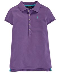 Ralph Lauren「Ralph Lauren Girls' Stretch Polo(Polo)」