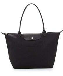 Longchamp「Longchamp Le Pliage Neo Large Shoulder Tote Bag, Black(Shoulderbag)」