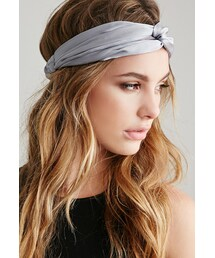 Forever 21「FOREVER 21 Two-Tone Satin Headwrap(Hair Accessories)」