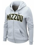 Nike(ナイキ)の「Nike Women's Missouri Tigers Classic Full-Zip Hoodie(ベッドリネン)」