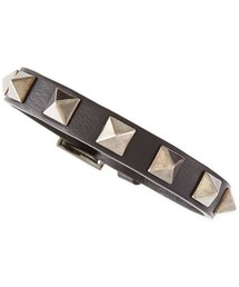 Valentino「Valentino Small Rockstud Bracelet, Black(Bracelet)」