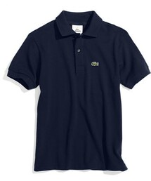 Lacoste「Lacoste Short Sleeve Piqué Polo (Big Boys)(Polo)」