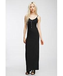 Forever 21「FOREVER 21 Cami Maxi Dress(One piece dress)」