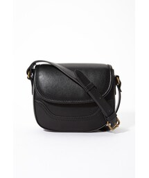 Forever 21「FOREVER 21 Miniature Crossbody Saddle Bag(Shoulderbag)」