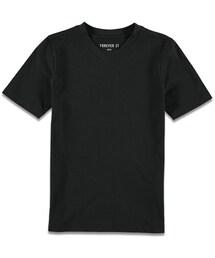 Forever 21「boys Basic V-Neck Tee (Kids)(T Shirts)」