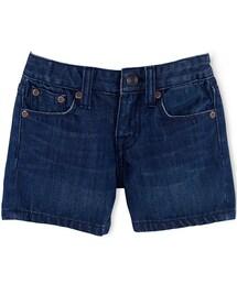 Ralph Lauren「Ralph Lauren Little Girls' Denim Weekender Shorts(Pants)」