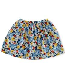 Ralph Lauren「Ralph Lauren Little Girls' Batiste Floral Skirt(Skirt)」