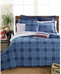 Tommy Hilfiger(トミーヒルフィガー)の「Tommy Hilfiger Farmhouse Plaid King Comforter Set(ベッドリネン)」