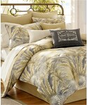 Tommy Bahama(トミーバハマ)の「Tommy Bahama Home, Bahamian Breeze King Comforter Set(ベッドリネン)」