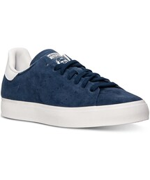 adidas「adidas Men's Stan Smith Vulc Casual Sneakers from Finish Line(Sneakers)」