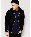 American Apparel | American Apparel Flex Hoodie(Sweatshirt)