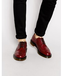 Dr. Martens「Dr Martens 3989 Wingtip Brogues(Shoes)」