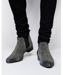"""Asos Boots """"ASOS BRAND ASOS Chelsea Boots in Suede"""""""