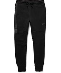Nike「Nike Cotton-Blend Tech-Fleece Sweatpants(Pants)」