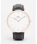 Daniel Wellington | Daniel Wellington Sheffield Gold Watch(腕時計)