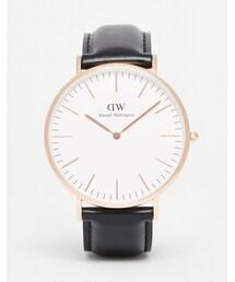 Daniel Wellington「Daniel Wellington Sheffield Gold Watch(Watch)」