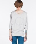 "SHAREEF | ""BARDED WIRE"" DOLMAN Q/S 8月入荷予定()"