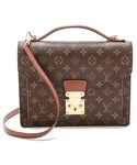 Louis Vuitton「What Goes Around Comes Around Louis Vuitton Monceau Bag(Shoulderbag)」