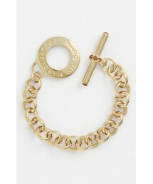 Marc by Marc Jacobs「MARC BY MARC JACOBS 'Toggles & Turnlocks' Link Bracelet(Bracelet)」