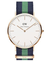 Daniel Wellington「Daniel Wellington 'Classic Warwick' NATO Strap Watch, 40mm(Watch)」