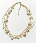 imvely | seed pearl, n(ネックレス)