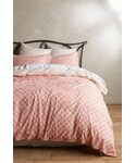 Anthropologie(アンソロポロジー)の「Kerry Cassill Summer Splash Duvet Coral Twin Bedding(ベッドリネン)」